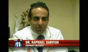 skinnpeccable dr darvish on fox news Fixing Laser Complications
